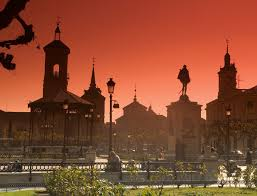 Capeas en Alcalá de Henares