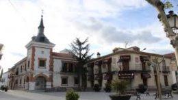 Capeas en Fuente El Saz del Jarama