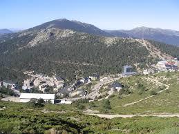 Capeas en Navacerrada
