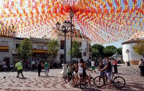 Capeas en Sevilla la Nueva