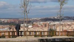 Capeas en Vallecas