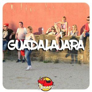 Capeas en Guadalajara