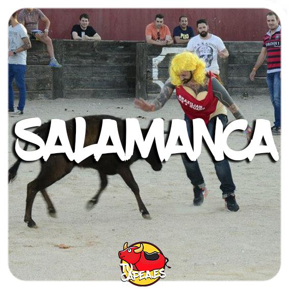 Capeas Salamanca