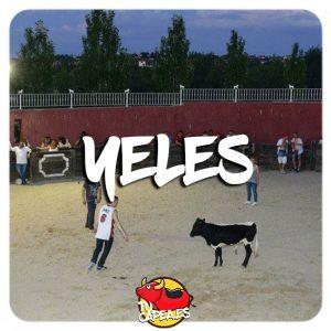 Capeas en Yeles